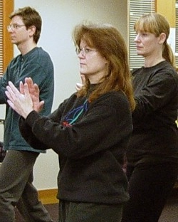 Finding classes in Tai Chi