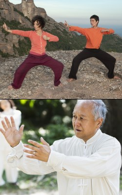 Feel Like a Chi Master: Tai Chi and Qigong for Health